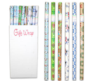 40 Sq Ft Christmas Gift Paper