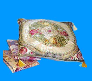 Jacquard Throw Pillows 4 for $100