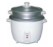 1 Liter Rice Cooker with Steamer