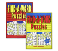 Find-A-Word Puzzle Book